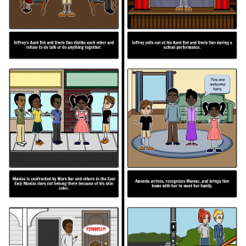 Simple Maniac Magee Lesson Plans Maniac Magee - Cause And Effect €?   Pintere