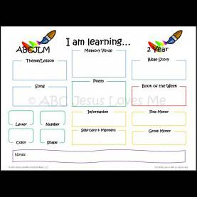 Special 1 And 2 Year Old Lesson Plans How To Be Intentional With Your Child - Our Out-Of-Sync