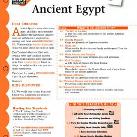 Special 2Nd Grade Library Lesson Plans Ancient Egypt - Kids Disc