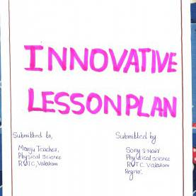 Special Innovative Lesson Plans In Physical Science Physical Science: Innovative Lesson