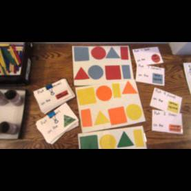 Special Instructional Materials For Kindergarten Math Teacher Made Materials For Early Literacy, Math And Moto