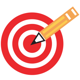 Special Learning Target Clipart Learning Target Cli