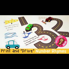 Special Lesson Plan For Preschool On Transportation Transportation Preschool Printabl