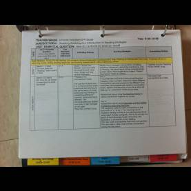 Special Lesson Plan Template Landscape The Not So Dreaded Lesson Plans - *teaching Madden