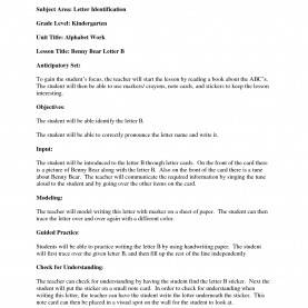 Special Madeline Hunter Template Sample Lesson Plan Templates - Commonpenc