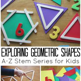Special Math Shapes Lesson Plans For Preschoolers Geometric Shapes Activity Math And Stem Ideas For Kids   Mat
