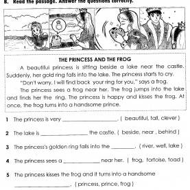 Special Reading Lesson Plan Year 2 Kssr Kssr English - World Of Stories: Exercise | Reading Materia