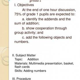 Special Semi Detailed Lesson Plan In Science Grade 8 A Detailed Lesson Plan In Mathematics Subtraction Integer Detaile