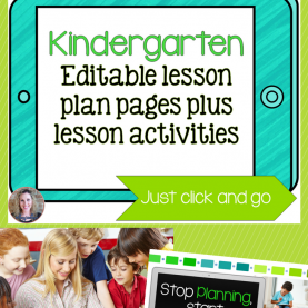 Special Technology Lesson Plans For Kindergarten Kindergarten Technology Lesson Plans And Activities | Technolog