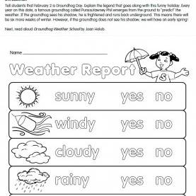 Special Weather Lesson Plans For Kindergarten What'S The Weather? Lesson Plan From Lakeshore Learning: Childre