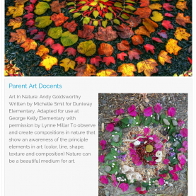 Top Art Lesson Plans Andy Goldsworthy Environmental Art Activity - Nature Sculptures Inspired By And