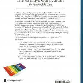 Top Creative Curriculum Reviews The Creative Curriculum For Family Child Care: Sherrie Rudick An