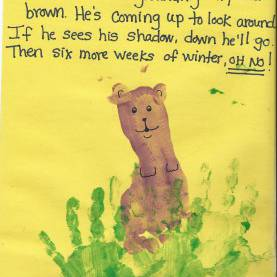 Top Groundhog Lesson Plans For Toddlers Groundhog Craft | February Toddler Activities | Pinterest | Craf