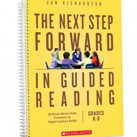 Top Jan Richardson The Next Step In Guided Reading Amazon.Com: The Next Step Forward In Guided Reading: An Asses
