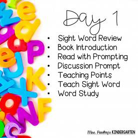 Top Kindergarten Lesson Plans For Guided Reading Kinder Tribe: Kinder Tribe Book Study: The Next Step Forward I
