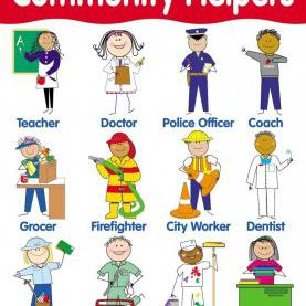 Top Librarian Community Helper Lesson Plan Inspiring Community Helpers Pictures Ideas #