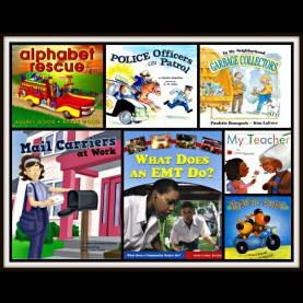 Top Story About Community Helpers Story Time Starter - Community Helpers - Mansfield Richland Count