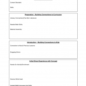 Top Teacher Lesson Plan Template Pdf Blank Lesson Plan Template Art Templates Resignation Le