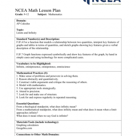 Top Technology Grade 9 Lesson Plans Ncea Math Lesson Plan Grade: 9-12 Subject: Mathematics do