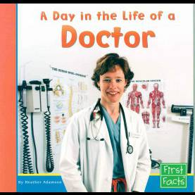 Trending Community Helpers Real Pictures A Day In The Life Of A Doctor (Community Helpers At Work): Heathe