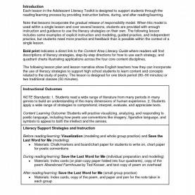 Trending English Lesson Plan In High School Worksheets For All | Download And Share Worksheets | Free O