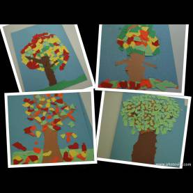 Trending Fall Elementary Art Projects New Elementary Art Projects! | Hungry Fo