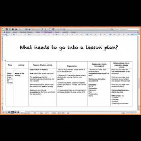 Trending How To Make A Teaching Plan 9+ How To Make A Lesson Plan | Bussines Proposal