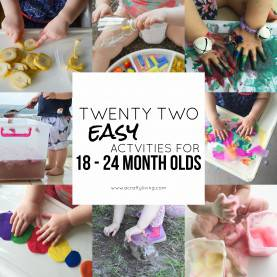 Trending Lesson Plans For Toddlers 18-24 Months 22 Easy Activities For 18 - 24 Month Olds! | Activities, Learnin