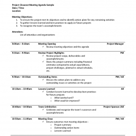 Trending Project Lessons Learned Meeting Agenda Meeting Minutes Template Doc Agenda In Word And : M