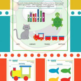 Trending Spring Lesson Plans For Toddlers Printable Lesson Plans For Preschoolers & Toddlers. Math, Countin