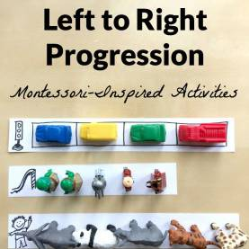 Trending What To Teach A Three Year Old Teaching Left To Right Progression For English Language. Here Ar