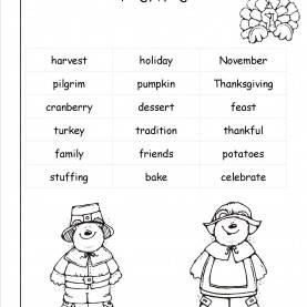 Typical 1St Grade Lesson Plans Thanksgiving Thanksgiving Printouts And Worksh