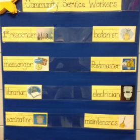 Typical Community Helpers Lesson Plan Second Grade 2Nd Grade Classroom Jobs Based On Community Service - Good Socia