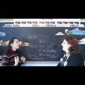 Typical English Lessons To Learn Lesson 1 - Learn English With Jennifer - Greetings - You