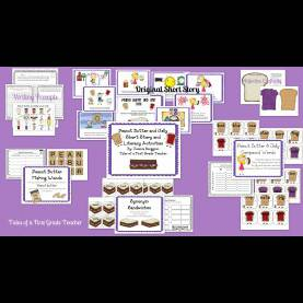 Typical How To Make A Peanut Butter And Jelly Sandwich Writing Lesson Plan Tales-Of-A-First-Grade-Teacher: Peanut Butter And Je