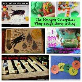 Typical Lesson Plans For Toddlers Bugs 50 Activities For Playing And Learning With Insects! - Th