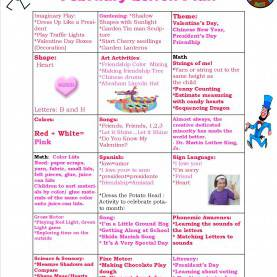 Typical Lesson Plans On The Sun Galaxies February Lesson Plan 2015 « Sun Moon & Stars Learnin