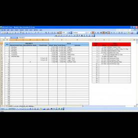 Typical Lessons Learned Template Excel Format Excel Spreadsheet Lessons | Natural Buf