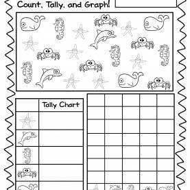 Typical Ocean Math Lesson Plans For Preschool Printable Under The Sea Math Activities | Transitiona