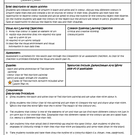 Typical Sample Lesson Plan In Math Ubd Lesson Plan Template Visual Arts Example Math Large Newes