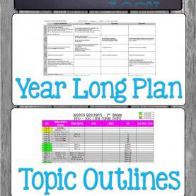 Typical Teacher Lesson Plan Book Online Plan For Your School Year   Advice, Learning And Organized Tea