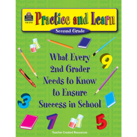 Unusual 2Nd Grade Teacher Resources Practice And Learn: 2Nd Grade - Tcr2712 | Teacher Created Resou