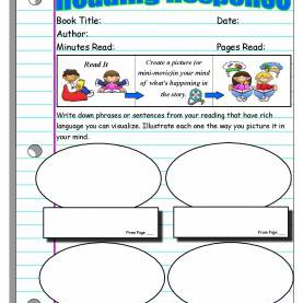 Unusual 30 Guided Reading Activities For Any Book Instant Lesson Plans For Any Book (Perfect For Substitute