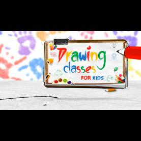Unusual Drawing Classes For Kids Drawing Classes For Kids - Ios/android Gameplay Trailer By Gameiv