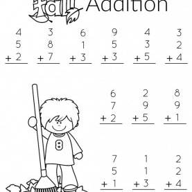 Unusual Fall Activities For 1St Grade 1St Grade Math And Literacy Worksheets With A Freebie! - Plannin