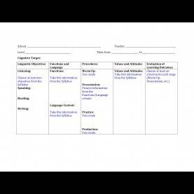 Unusual How To Make A Lesson Plan For Presentation Sticky Notes And Notebooks: How To Plan A Successful Lesson Serie