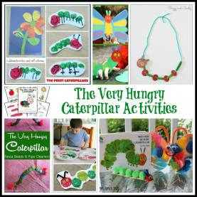 Unusual Kindergarten Lesson Plans Very Hungry Caterpillar The Ultimate List Of Eric Carle Activi
