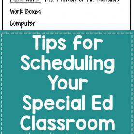 Unusual Lesson Plan Book Special Education Best 25+ Elementary Special Education Ideas On Pinterest   Specia