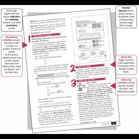 Unusual Lesson Plan In Math 3 A Foundational Lesson Plan From Part A   Moving With Math - Rt