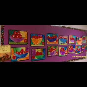 Unusual Painting Art Projects For Elementary Students There Are Times That It Is Impossible To Contain My Excitemen